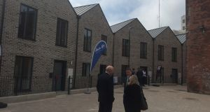 New social housing in Dún Laoghaire, Co Dublin