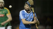 Dublin's Cillian Costello got on the scoresheet as they ran out easy winners against Carlow. Photo: Morgan Treacy/Inpho