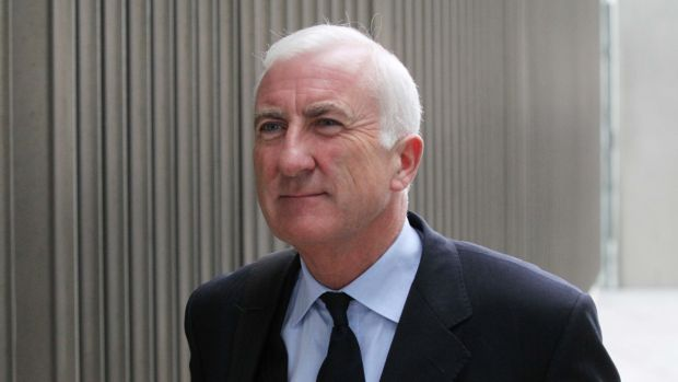 Denis Casey, former Irish Life & Permanent chief executive, was sentenced to two years and nine months for his part in the Anglo-ILP fraud. Photograph: Collins Courts