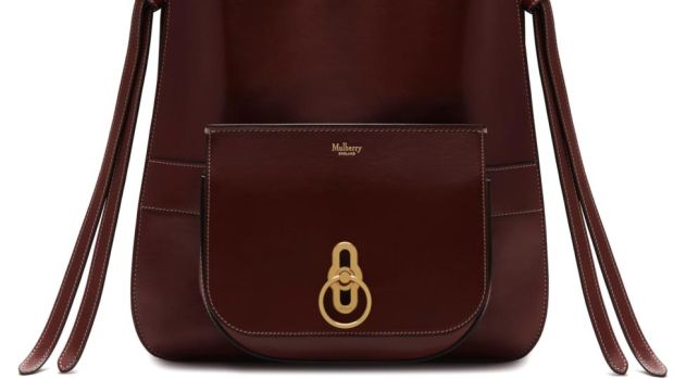 The Amberley Hobo tote by Mulberry €1,695 in Brown Thomas
