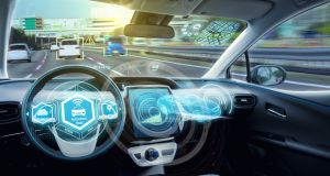 Car-to-car tech is the next step on the road to robotic cars that can talk constantly to each other. Photograph: iStock