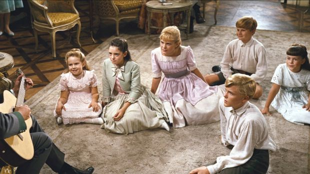 The real Sound of Music: Maria was no 'flibbertigibbet' and