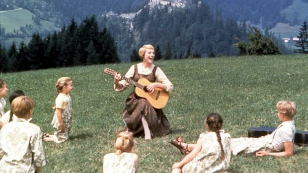 The Real Sound Of Music Maria Was No Flibbertigibbet And She Didn T Teach The Kids Songs