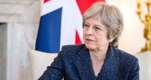 Observers of Theresa May's management of Brexit might raise some questions about the details and progress made. Photograph: Chris J Ratcliffe/Pool/EPA