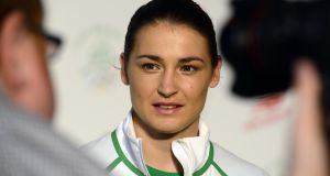 Katie Taylor. File photograph: Cyril Byrne