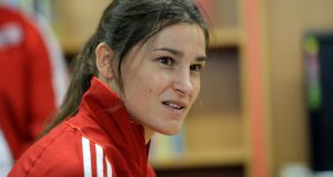 "Katie Taylor said she had been appalled ""by the misuse of my name and image during the reporting of this incident. File photograph: Eric Luke/The Irish Times"