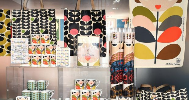 Orla Kiely  A Life in Pattern is the first exhibition dedicated to the  celebrated Irish 64a189b3fb213
