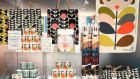 Orla Kiely: A Life in Pattern is the first exhibition dedicated to the celebrated Irish designer. Photograph: David M Benett/Getty Images