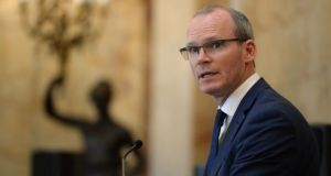 "Any eventual agreement needs to be ""weather-proof"", according to Tánaiste Simon Coveney. Photograph: Cyril Byrne"