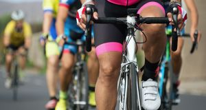 The attraction of cycling is not only for people retiring from other sports, but also for those seeking an outlet where they can push themselves physically and mentally but relatively safely. Photograph: iStock
