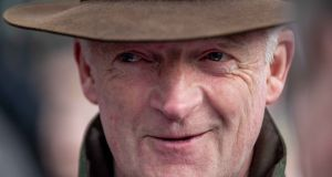 Trainer Willie Mullins. Photograph: Morgan Treacy/Inpho