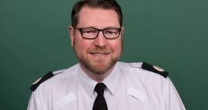 PSNI Assistant Chief Constable Stephen Martin.
