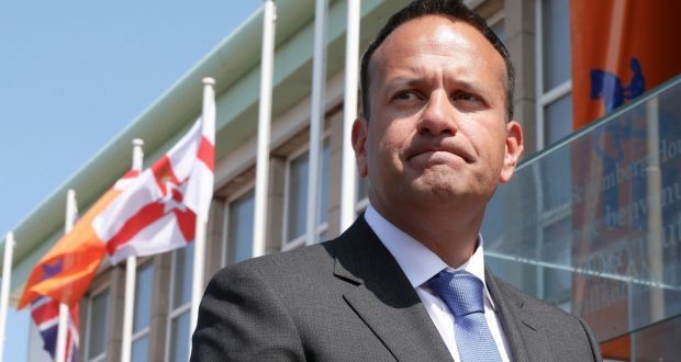 Taoiseach optimistic brexit deal can be done by october deadline taoiseach leo varadkar speaks to the media following a visit to the museum of orange heritage fandeluxe Choice Image