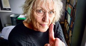 Germaine Greer: unignorable, still combative and leading the conversation. Photograph: BBC