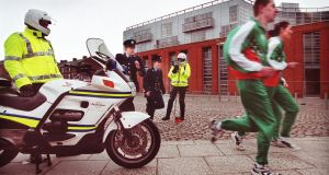"Emails reveal Joe Ainsworth, head of the Garda fleet, said  there was no money for a Traffic Corps   revamp and suggested ""freeing up"" funds by dropping the purchase of  motorbikes. Photograph:  Bryan O'Brien"