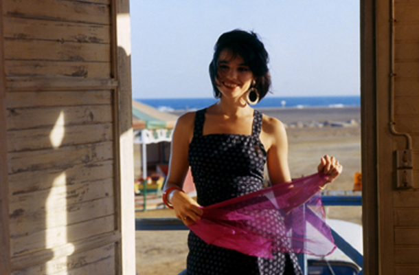Béatrice Dalle in Betty Blue. Photograph: IMDB