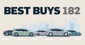 Best car buys: your guide to the best of the 182 range