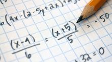 This year's higher-level maths paper was said to be demanding. File photograph: iStock