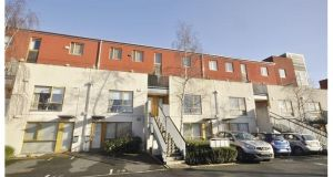 Two-bed apartment in Cherry Orchard, Dublin 10