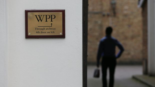 The WPP offices in London.