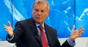 Martin Sorrell, former CEO of WPP