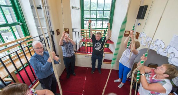 Bells ring out for local hero in west Cork church