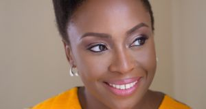 "Chimamanda Ngozi  Adichie: ""I admired Harold Pinter's talent, his courage, his lucid dedication to telling his truth, and I am honoured to be given an award in his name."""