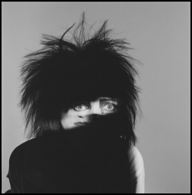 Siouxsie and the Banshees. Photograph: Brian Griffin