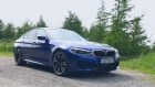 Our Test Drive: the BMW M5
