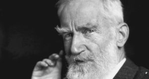 George Bernard Shaw. Photograph: Sasha/Hulton Archive/Getty Images