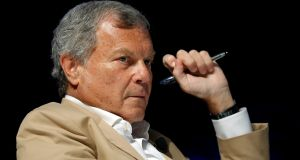 Sir Martin Sorrell: The problem for the WPP board, and for Sorrell, is that investors are determined to get answers. Photograph: Eric Gaillard/Reuters