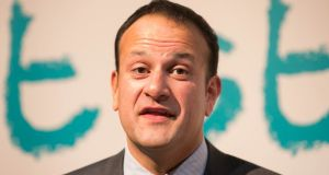 Taoiseach Leo Varadkar has hit out at socialist parties and groups in the Dáil.