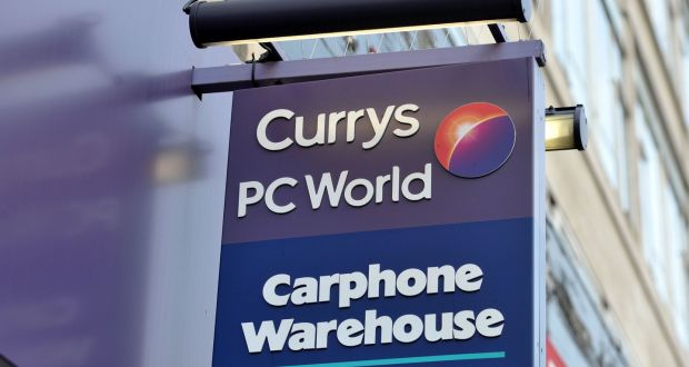 Cyberattack hits 6m customers of Currys PC World