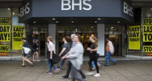 "PwC said it was ""sorry"" that its audit work on BHS fell below the expected professional standards. Photograph: Getty"
