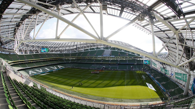 Arsenal set to take on Chelsea in Aviva Stadium