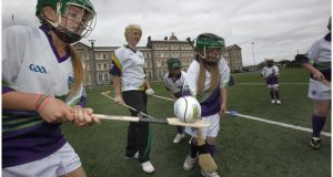 The GAA said a sea change is coming in its approach to participation at under-age level. Photograph: Brenda Fitzsimons