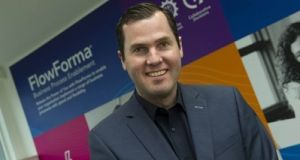 FlowForma chief executive Neil Young said the fintech company expected to double its current workforce of 30 in the next two years.