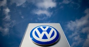 Volkswagen accepted the fine and will not appeal it. Photograph: Getty
