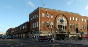 Merchants Quay Shopping Centre, Cork, built by O'Callaghan Properties