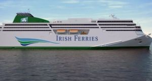 Irish Ferries has cancelled thousands of bookings for August for the WB Yeats, the company's brand new luxury vessel.