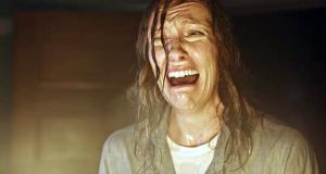 Twisted nerves: Toni Collette in Hereditary