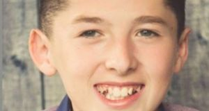 Jamie Doherty (14)  died after crashing a car in Co Donegal last week.