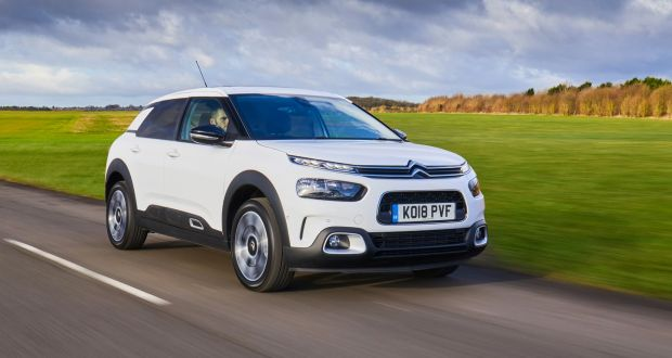 Citroen C4 Cactus >> Citroen Plays Comfort Card In New C4 Cactus