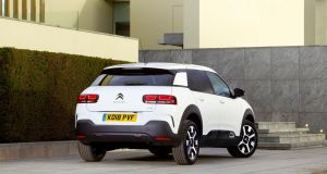 New C4 Cactus is distinctly a crossover, in the guise of the original Cactus model launched several years ago to critical acclaim