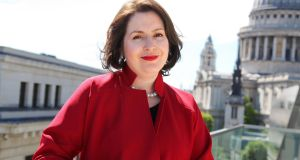 "Bank of Ireland chief executive Francesca McDonagh: ""I want us to be the national champion bank in Ireland."" Photograph: Joanne O'Brien"