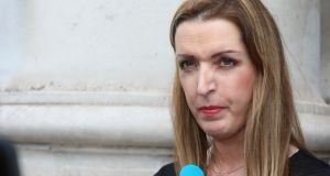 Vicky Phelan has said the drug treatment she has been undergoing appears to be working and her tumours have shrunk significantly. File photograph: Collins Courts
