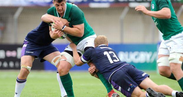 U20 World Championship: Ireland staring into relegation abyss