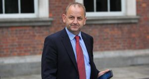 Sgt Maurice McCabe: says he has 'faithfully reported to the tribunal' what he was told by the civilian head of human resources at Garda Headquarters. Photograph: Collins