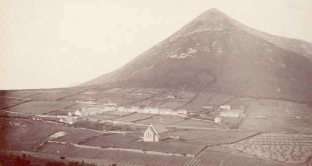 Achill: the Colony in the 1880s. Photograph: William Lawrence/Hulton/Getty