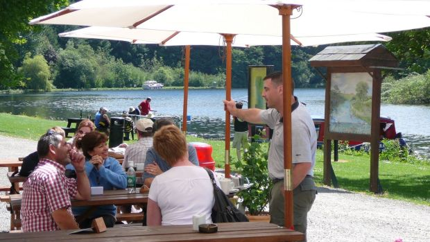 The Mullicháin Cafe, The Quay, St Mullins, Co Carlow.